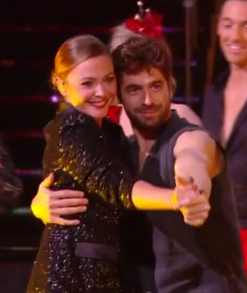 Danse avec les stars saison 8 : Sandrine Quetier et Agustin Galiana na