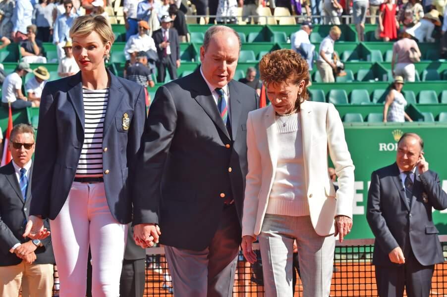Charlène de Monaco canon avec sa nouvelle coupe de cheveux courte
