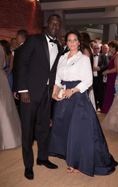 Omar et Hélène Sy