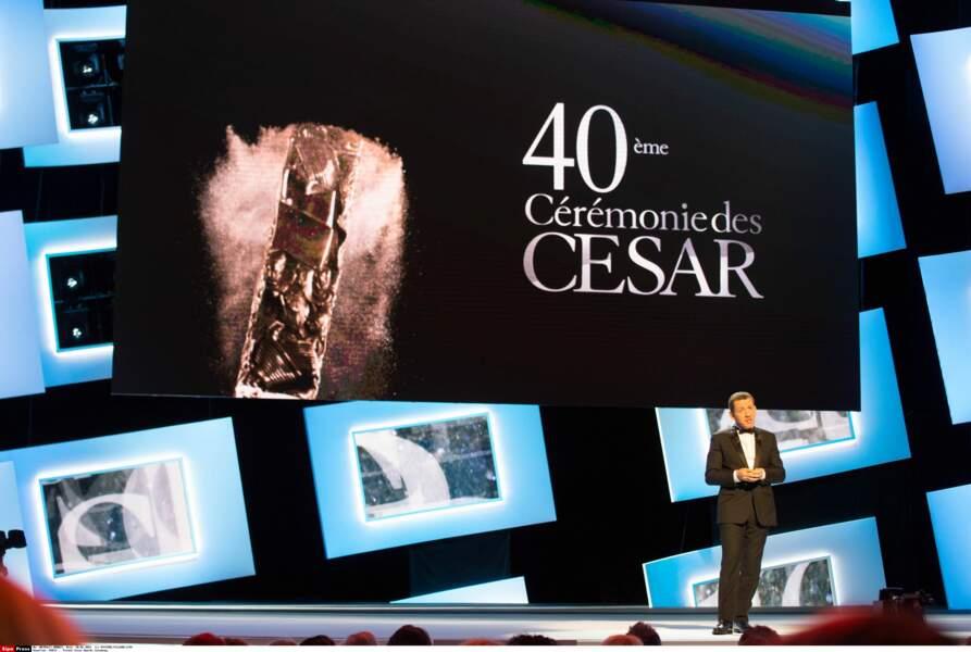 En 2015, Dany Boon préside la cérémonie des Césars