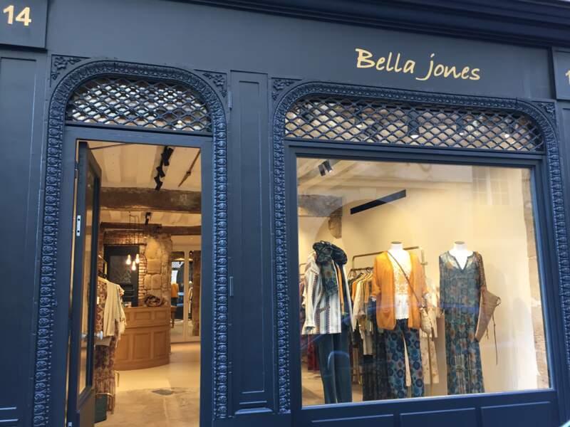 Bella Jones ouvre son cocon Parisien au 14, rue Jacob, Paris 6e