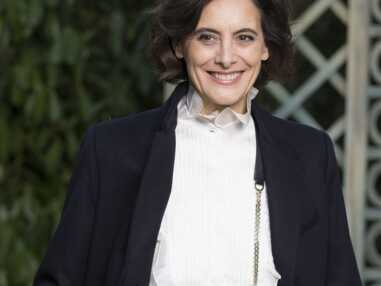 Marion Cotillard, Inès de la Fressange, Caroline de Maigret au défilé Chanel