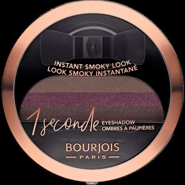 1 second eyeshadow Belle Plum (03), Bourjois, 16,90 €