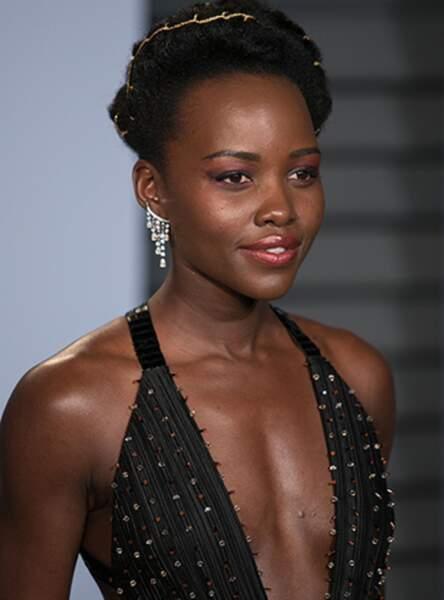 Le fil doré discret de Lupita Nyong'o