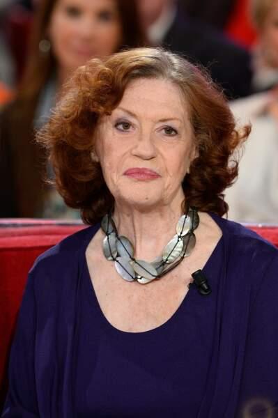Geneviève Fontanel le 18 mars 2015