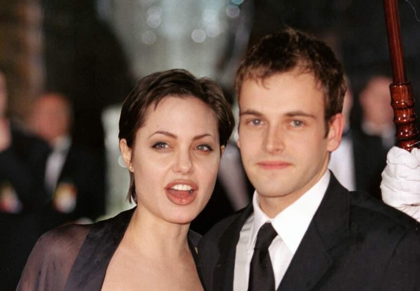 Angelina Jolie a 40 ans!
