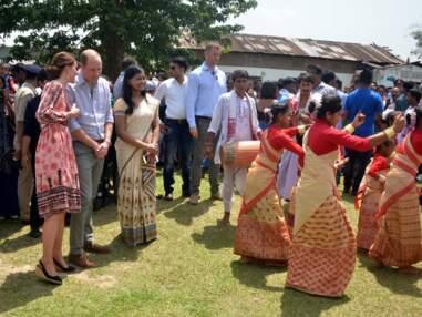 Kate Middleton et Prince William en Inde