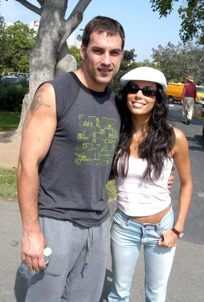 Eva Longoria et Tyler Christopher, en couple de 2001 à 2004