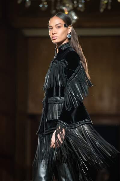 L'esprit jolie squaw chez Givenchy