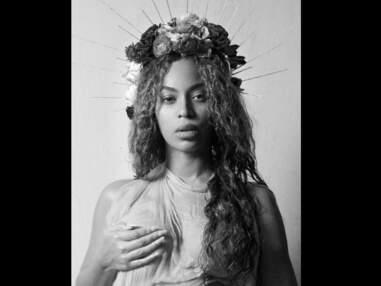 Les photos de Beyoncé enceinte