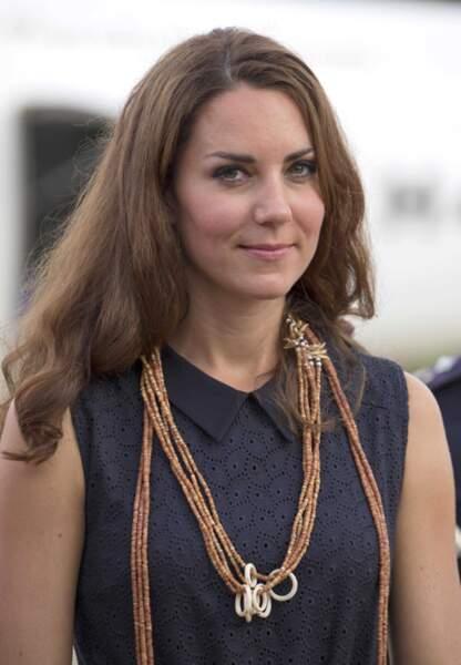 Catherine, duchesse de Cambridge, raisonnable et secrète