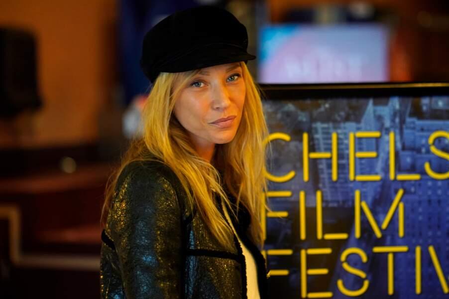 """En octobre 2018, Laura Smet présente """"Thomas"""", court-métrage qu'elle a réalisé, au Festival du film de Chelsea"""