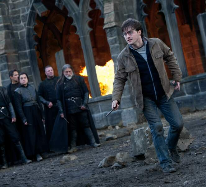 Harry Potter et les reliques de la mort (2010 et 2011)
