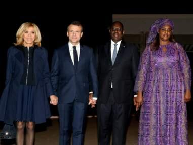 PHOTOS – Brigitte Macron, ambassadrice du chic en Tunisie et au Sénégal