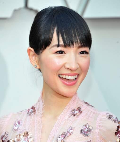 Marie Kondo, la star du rangement a deux filles  Satsuki, 3 ans et Miko, 2 ans