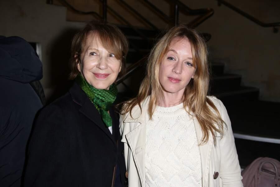 Nathalie Baye et Ludivine Sagnier