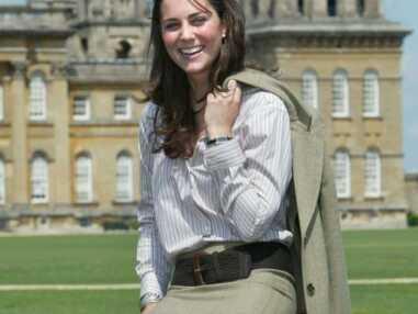 Kate Middleton porte les mêmes bottes depuis 2004