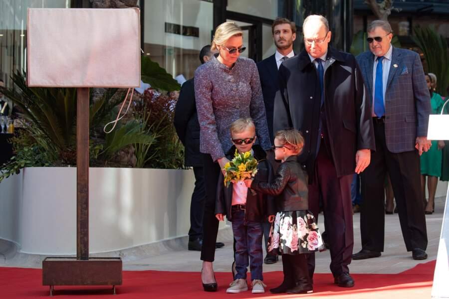 Un honneur pour Charlène, mariée à Albert de Monaco depuis bientôt 9 ans