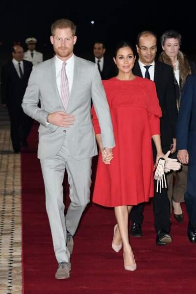 Le duc et la duchesse de Sussex invités à un évènement prestigieux à Londres.