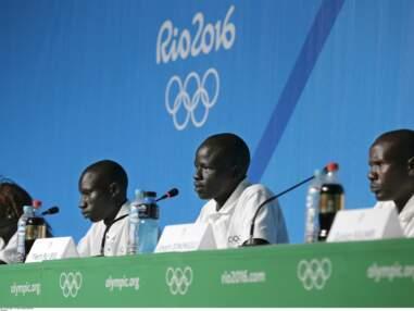 L'équipe des réfugiés au Jeux Olympiques 2016