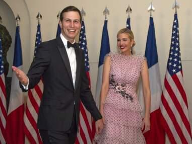 Ivanka Trump en robe Rodarte pour le dîner à la Maison-Blanche