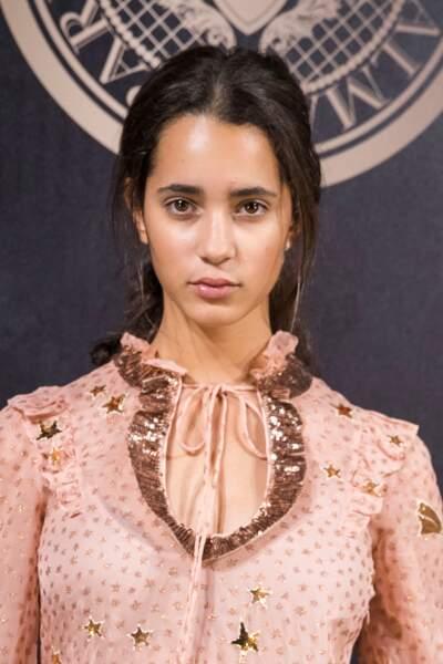 Iman Perez la fille de Vincent Perez