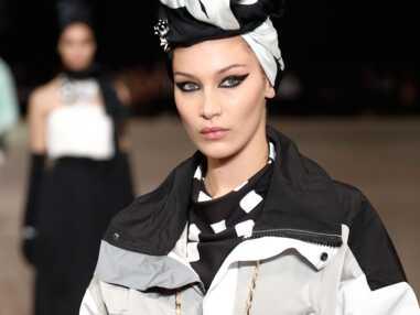 Défilé Marc Jacobs : turbans et yeux de chat surperstars
