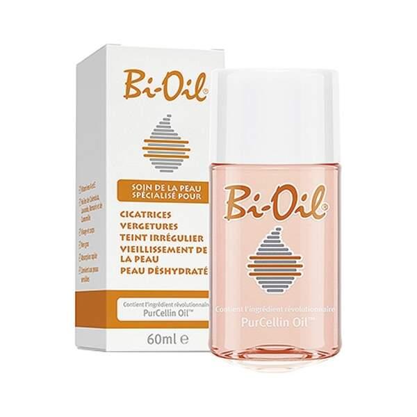La célèbre huile Bi-Oil utilisée par Meghan Markle, 7€ les 60ml