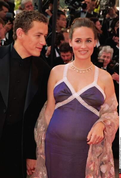 En 1999, Dany Boon et sa deuxième épouse, Judith Godrèche attendent leur premier enfant, Noé
