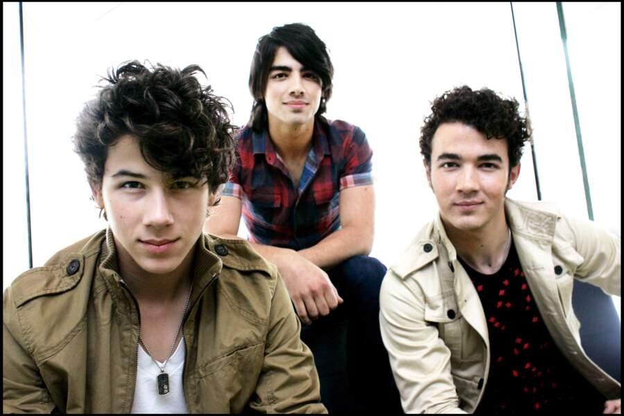 Nick et les Jonas Brothers c'était ça !