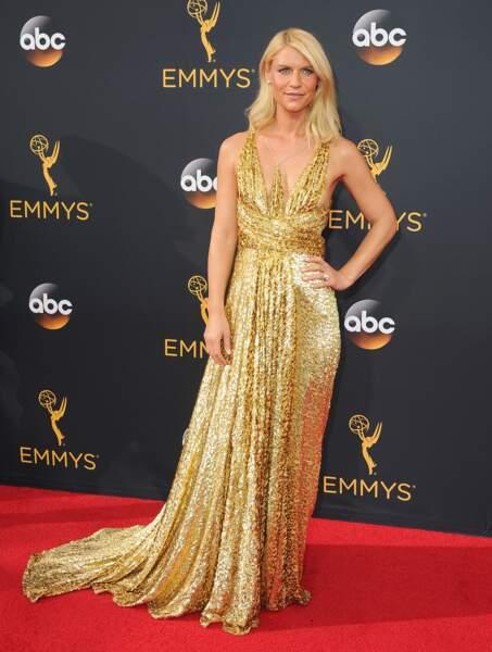 68e cérémonie des Emmy Awards - Claire Danes