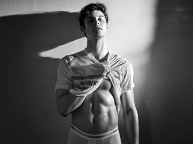 PHOTOS - Noah Centineo (The Perfect Date) et Shawn Mendes se dénudent pour Calvin Klein