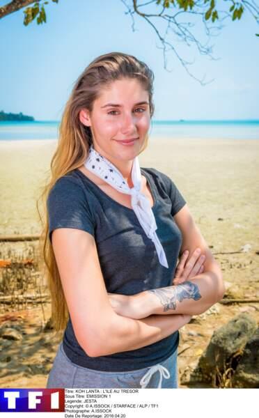 """Jesta sur le tournage de Koh-Lanta """"L'Île au Trésor"""", au Cambodge"""