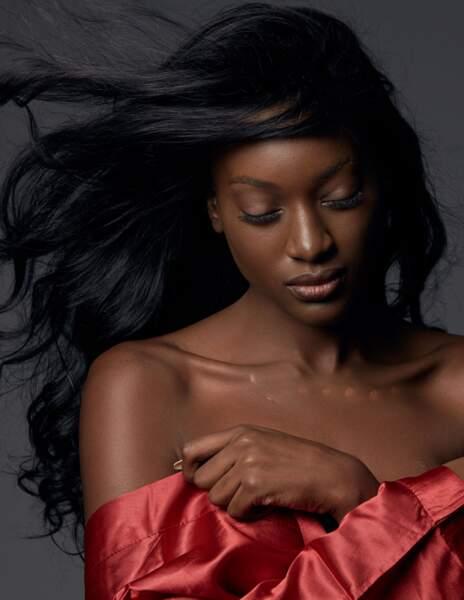 Luísa Baptista, Miss Angola