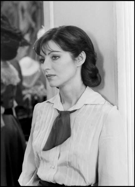 Marie-France Pisier en 1980