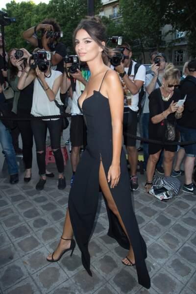 Emily Ratajkowski, le mannequin américain de 26 ans