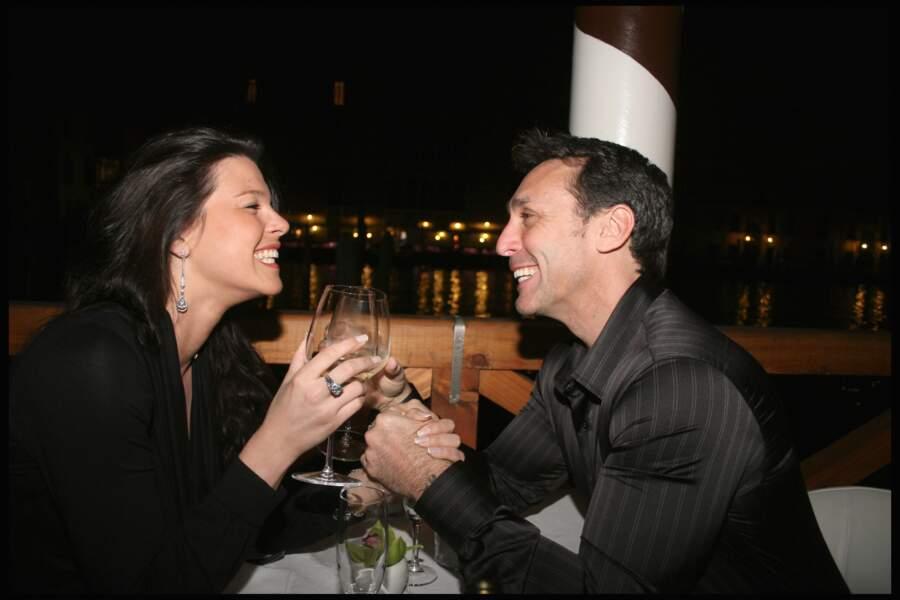 Daniel Ducruet et Kelly Marie Lancien sont inséparables