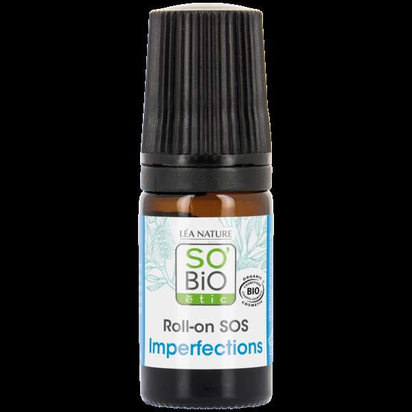 Roll-on SOS imperfections SO'BiO étic, 5,95 €