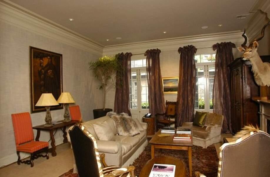 La maison vendue des Brangelina à la Nouvelle Orléans