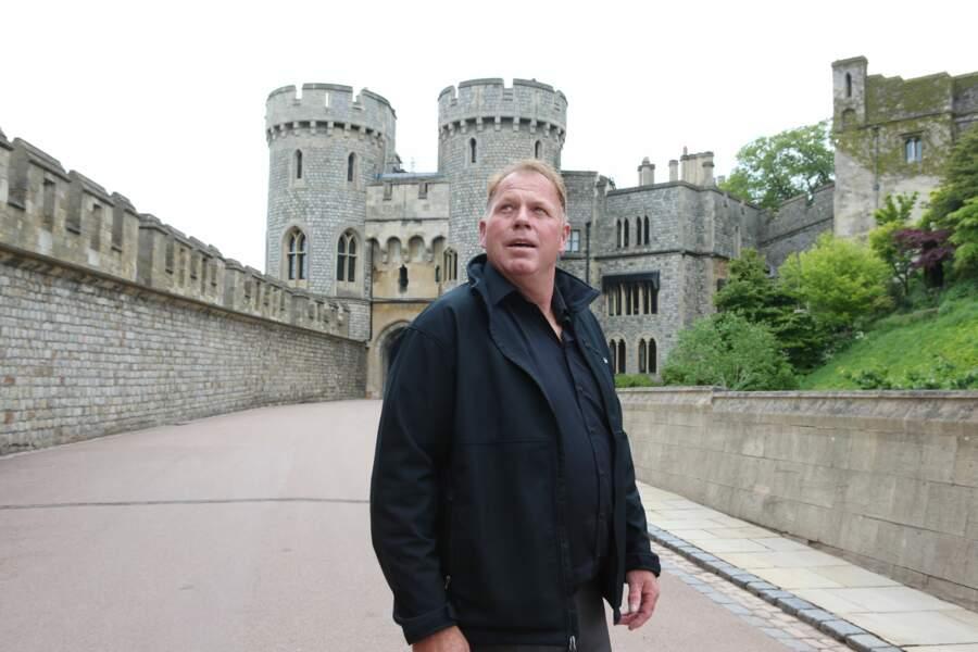 Thomas Markle Junior, incontrôlable demi-frère de Meghan, n'aura visité Windsor... qu'après avoir payé son entrée.