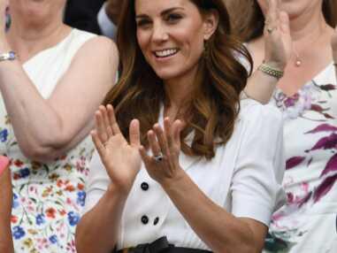 PHOTOS - Meghan Markle, Kate et Pippa Middleton... Les plus beaux looks du tournoi de Wimbledon
