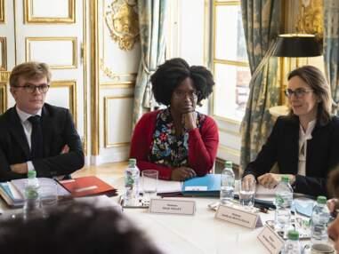 Sibeth Ndiaye : nouveau look pour nouveau poste au gouvernement