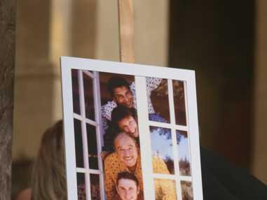 PHOTOS - Obsèques de Jean-Marc Thibault : Cristiana Réali, Francis Huster, Robert Hossein très émus lui rendent un dernier hommage