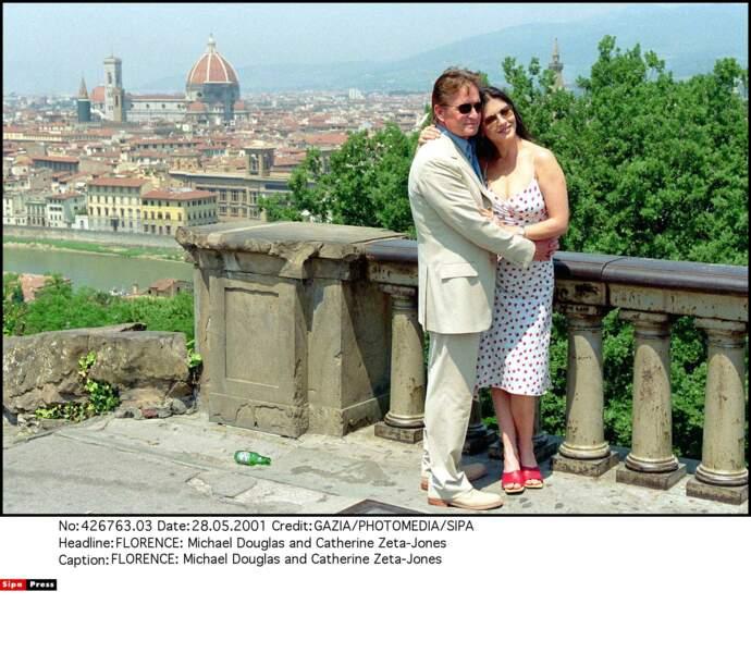 En vacances à Florence, en Italie (2001)
