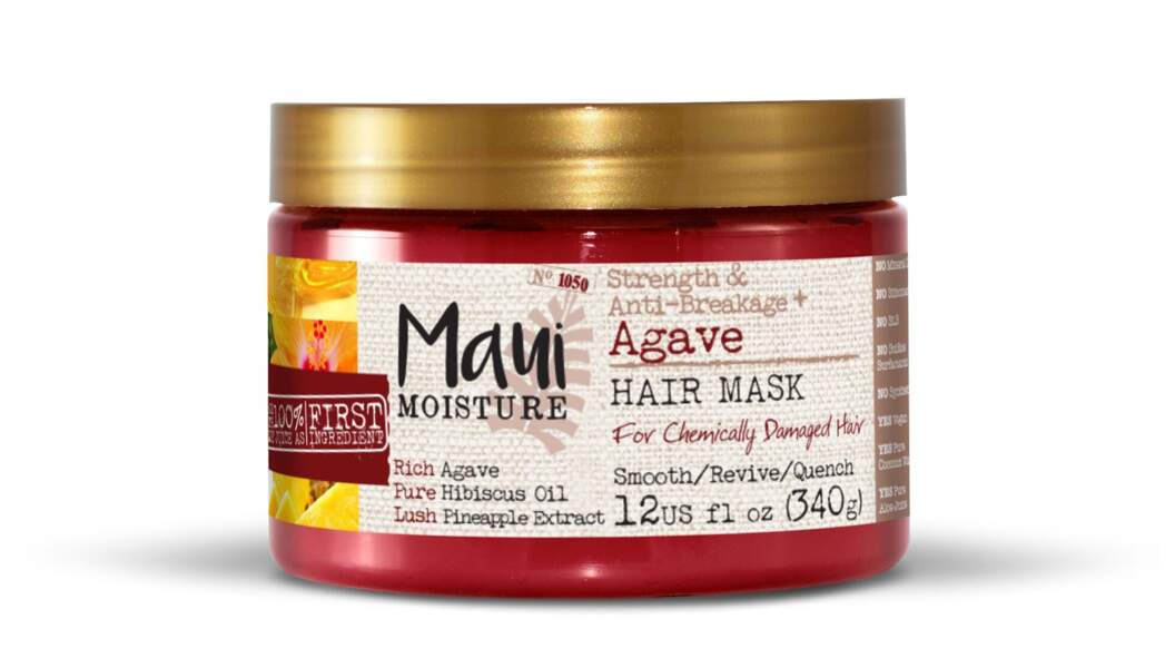 Masque Agave MAUI, 11€99