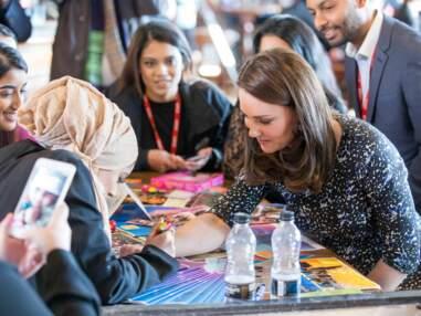 PHOTOS –Kate Middleton a elle aussi succombé à la mode du tatouage avec un joli henné