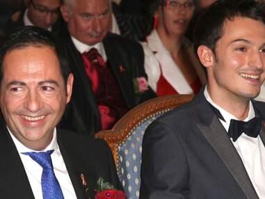 PHOTOS - Mort du mari de Jean-Luc Romero : Sheila, Brigitte Lahaie, Marc-Olivier Fogiel avaient assisté à leur mariage