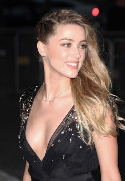 Amber Heard a fait son coming out en 2010