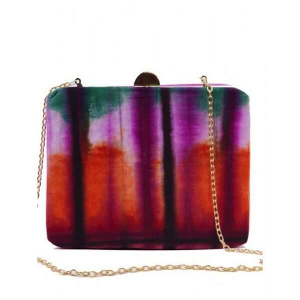 Minaudière colorée, Victoria Lam - 119€