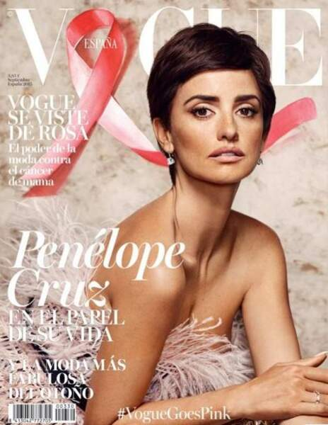 Pénélope Cruz, Vogue